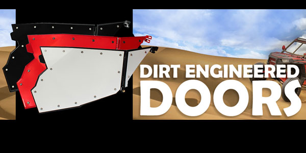 Purchase the only steel doors from Dirt Engineered.