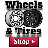 Check out our wheel, tire and wheel tire packages today.