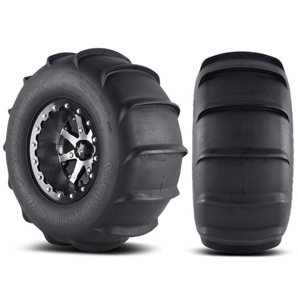 Efx Sand Slinger Rear Paddle Sand Tires