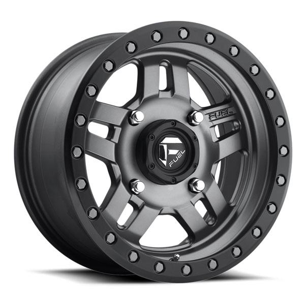Fuel utv wheels anza d558 anthracite 15 inch sciox Gallery