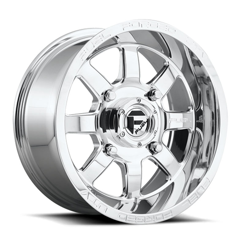 15 Fuel Utv Trophy Ff52 Wheels Forged Polished