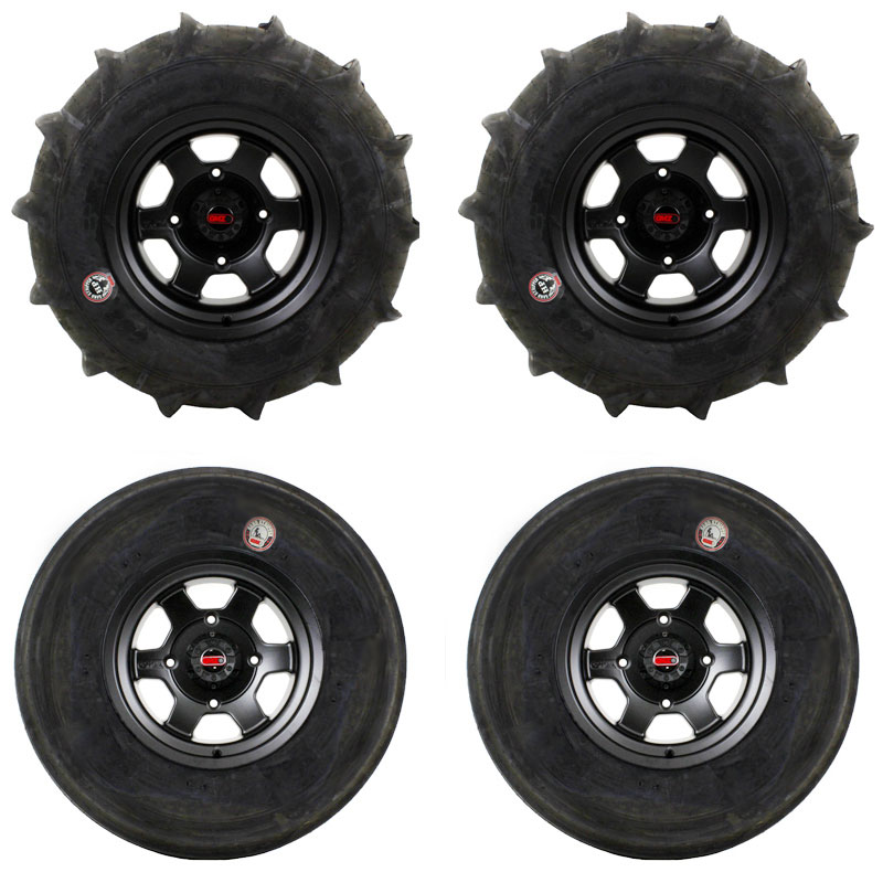 Wheel And Tire Packages Polaris Wheel And Tire Packages