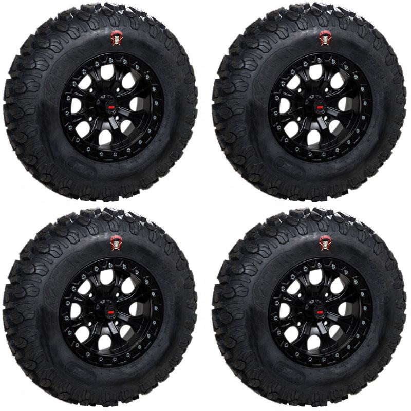 Kawasaki Teryx Wheel And Tire Package