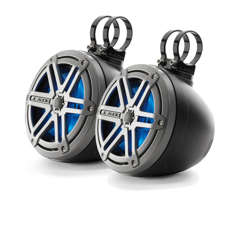 Jl Audio Vex Pods Utv Cage Mounted Speakers Pair