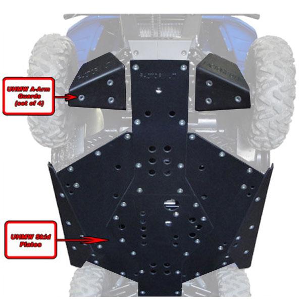 Kawasaki Teryx 4 Body Armor