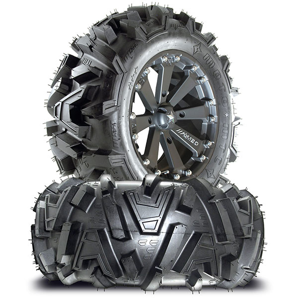 16 inch msa m20 kore w 30 inch motomtc wheel tire kit ebay. Black Bedroom Furniture Sets. Home Design Ideas