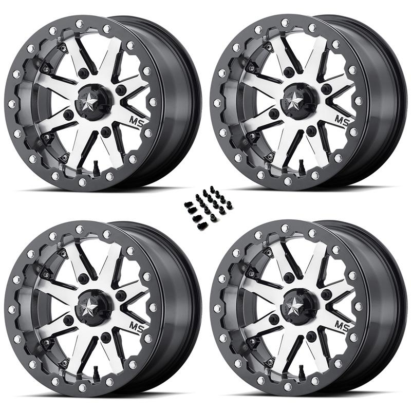 MSA Wheels - Motosport Alloy Wheels
