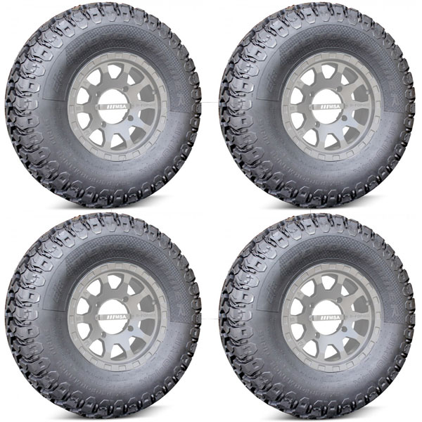 Msa Wheel Amp Tire Packages