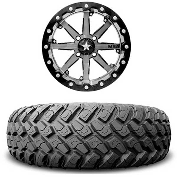 Polaris Rzr S 1000 Wheel Amp Tire Packages