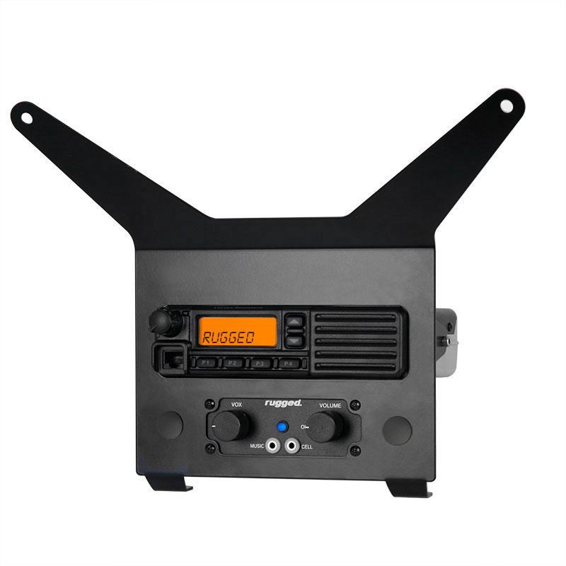 Rugged Radios Rzr 1000 Amp 900 Mounting Bracket