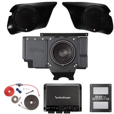Rockford/SSV Stereo Kits - Polaris RZR Forum - RZR Forums.net
