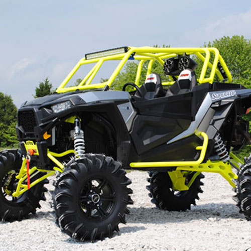 superatv 6 can am commander lift
