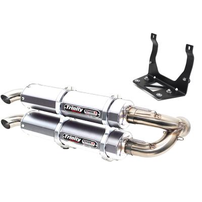Trinity Racing Can-Am Maverick X3 Exhaust Slip On
