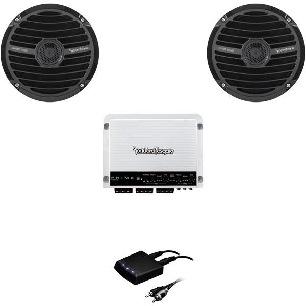 Ssv Works 2015 Amp Xp 900 Polaris Ranger 2 Speaker Stereo