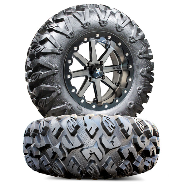 Utv Wheel Amp Tire Packages Pre Mounted Utv Wheels Amp Tires
