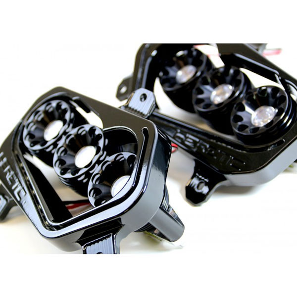 Utv lights utv light bars led lighting sidebysideutvparts utv headlights taillights aloadofball Image collections