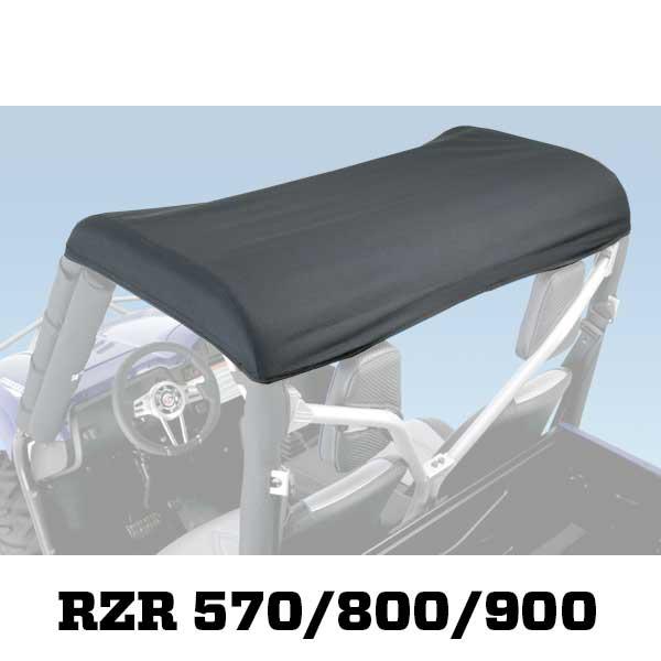 VDP RZR 570 800 U0026 900 Black Nylon Brief Top